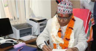 Information Minister Karki urges to prioritize positive news