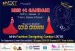 Miss +2 Gandaki season two with golden crown