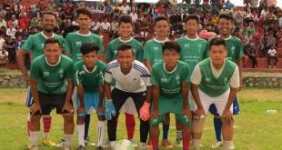 AYC wins the Lekhnath interclub football