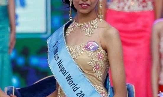मिस वर्ल्डको उत्कृष्ट १० मा निकिता चाण्डक